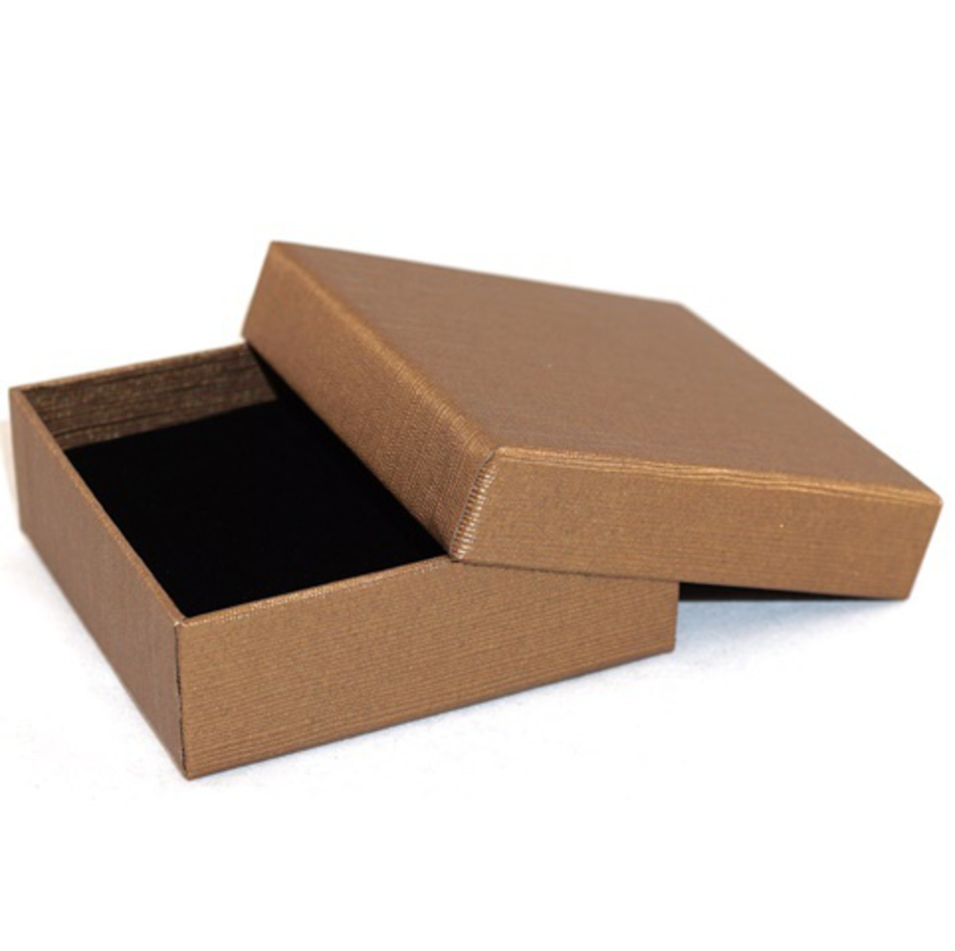 CBBM - MULTI BOX CARDBOARD BRONZE BLACK PAD (36 PCS) image 1