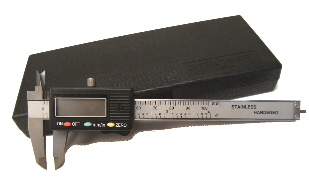 DIGITAL CALIPER 100mm image 0