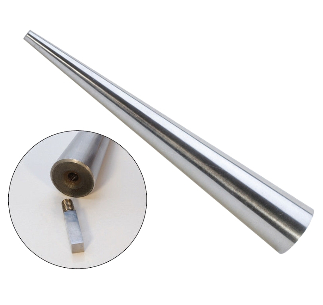 EARRING HOOP / BABY BANGLE MANDREL 10 x 52 x 300mm image 0