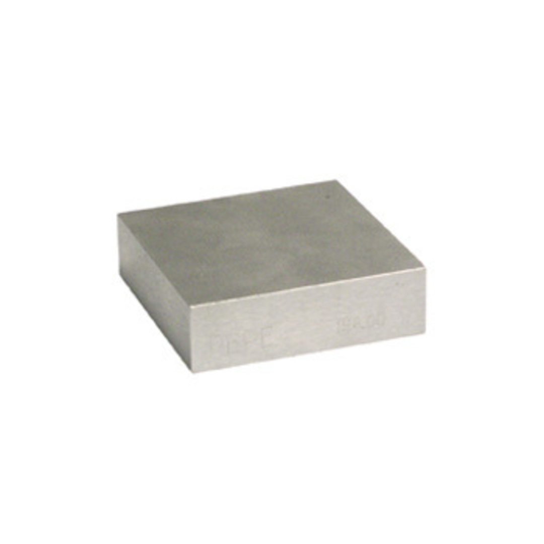 FLAT BENCH BLOCK 60mm X 60mm X 20mm image 0