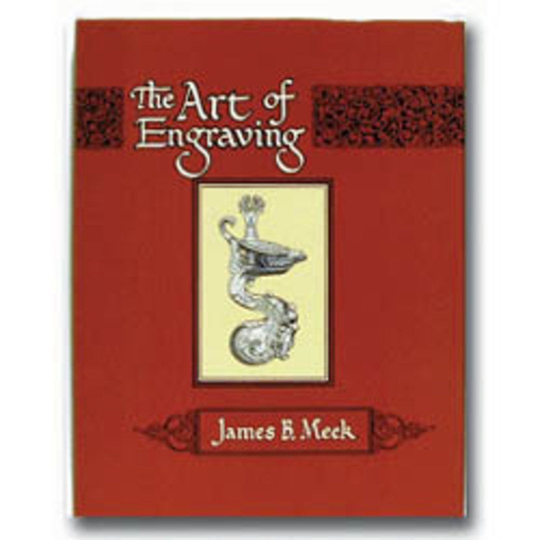THE ART OF ENGRAVING BOOK image 0