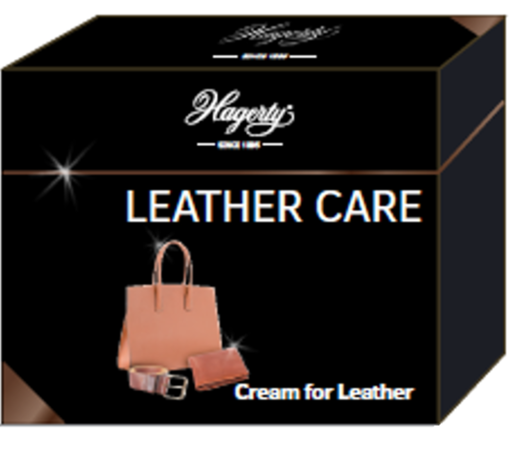 HAGERTY LEATHER CARE (250ML) image 0
