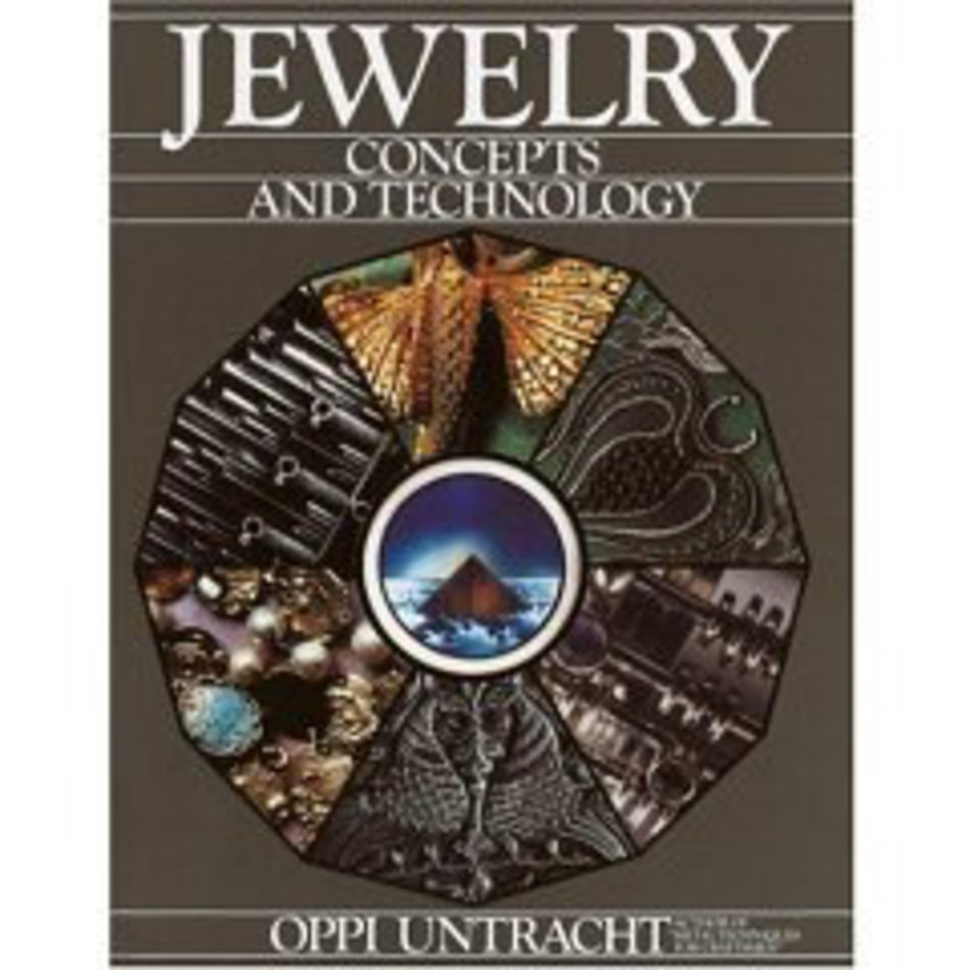 JEWELRY CONCEPTS & TECHNOLOGY BOOK image 0
