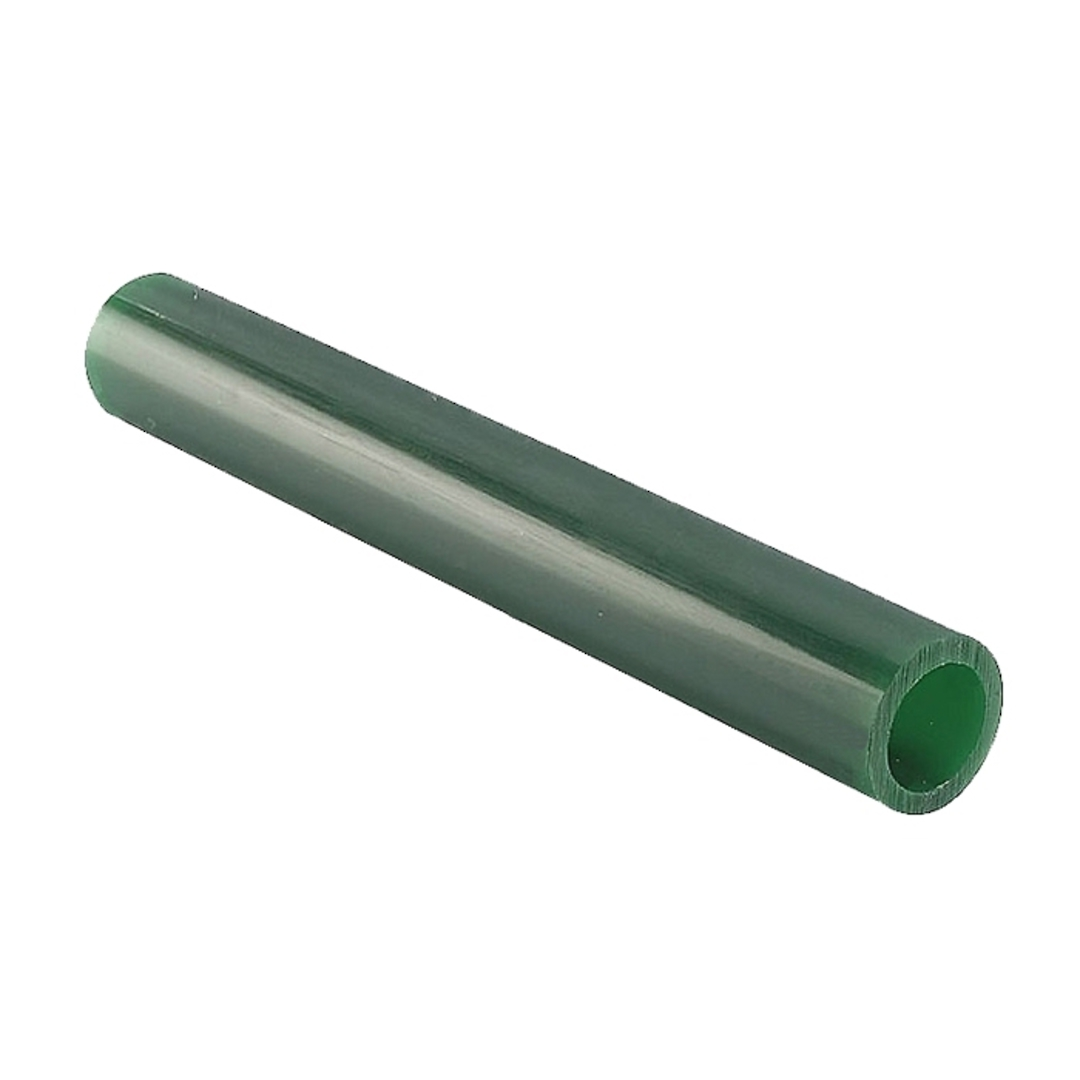"WAX TUBE 7/8"" (22.2mm) X 5/8"" (15.8mm) HOLE Green image 0"