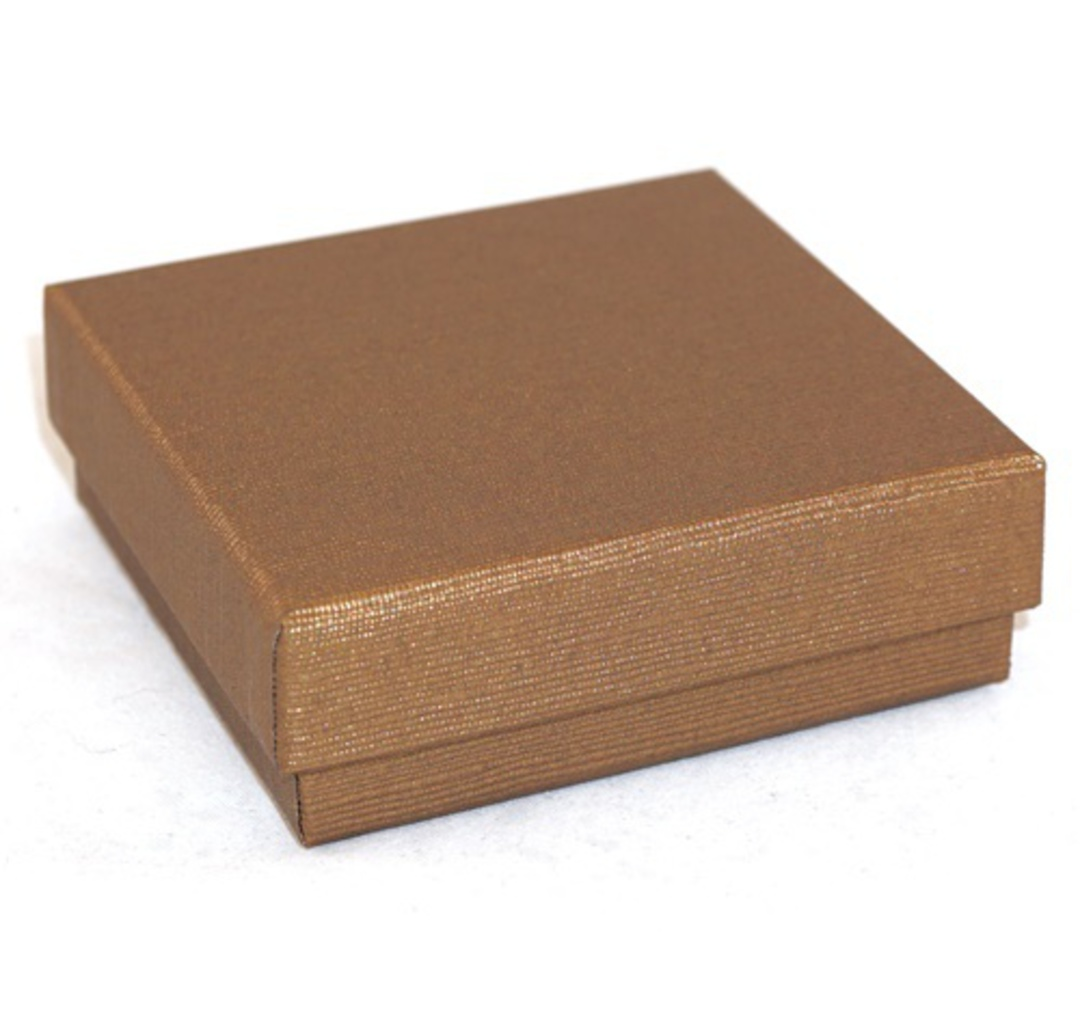 CBBM - MULTI BOX CARDBOARD BRONZE BLACK PAD (36 PCS) image 0