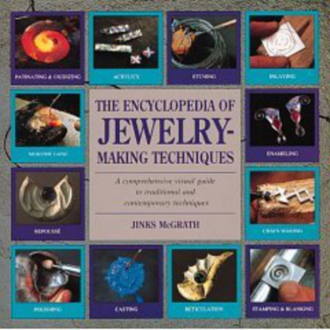 The Encyclopedia of Jewelry-Making Techniques image 0