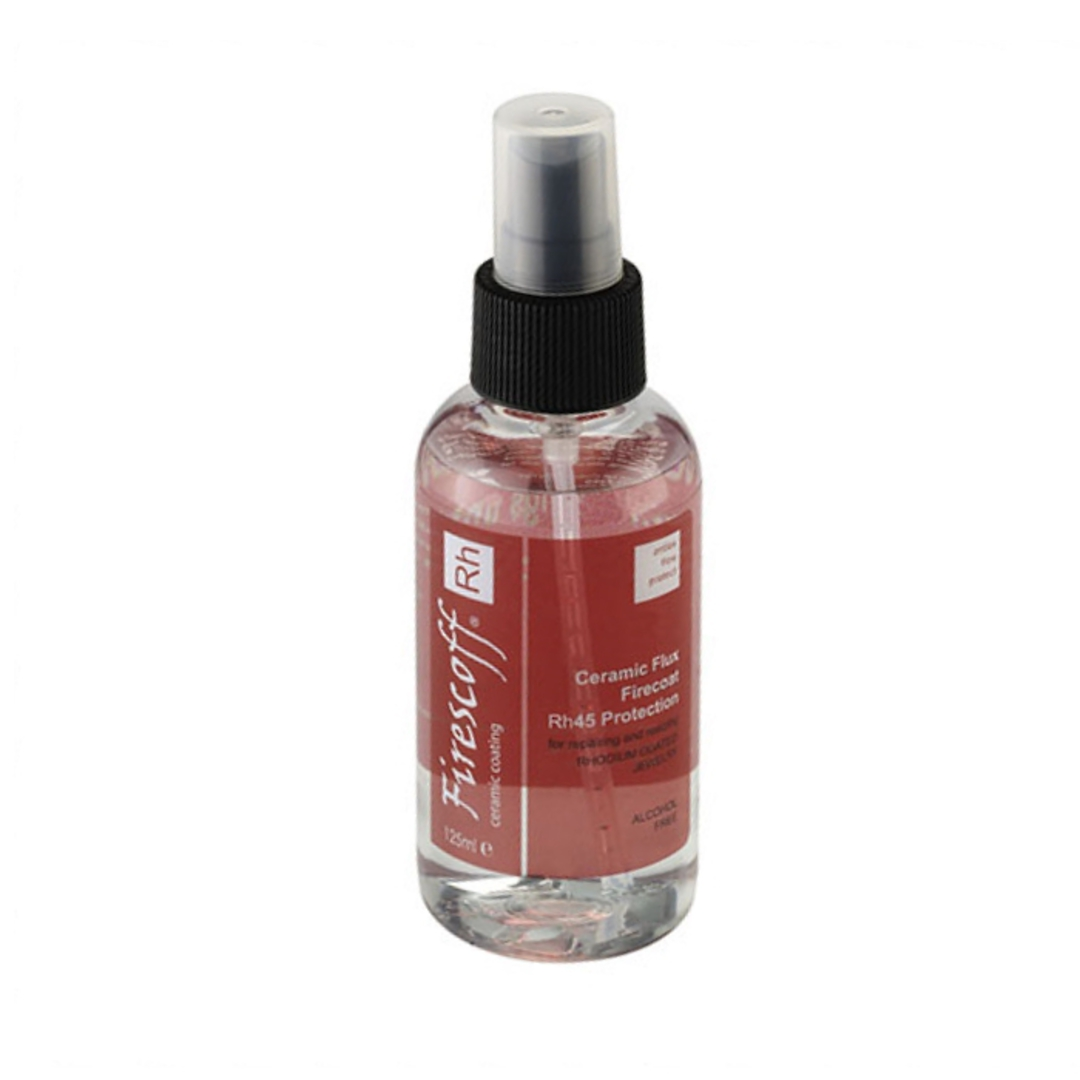 FIRESCOFF RH CERAMIC FLUX 125ml SPRAY image 0