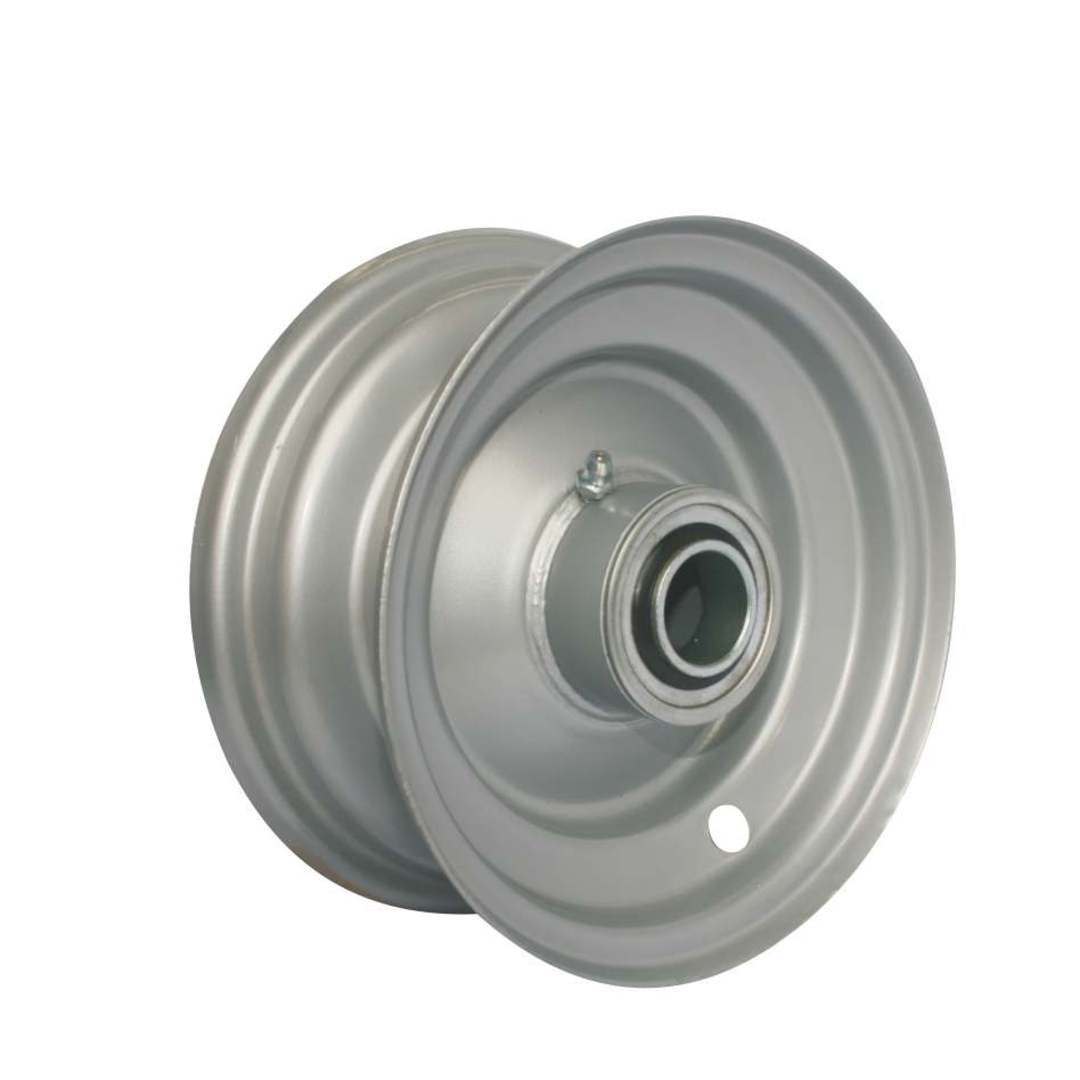 Steel Rim - 6 Inch - Low Speed Bearings - BWW150 image 0