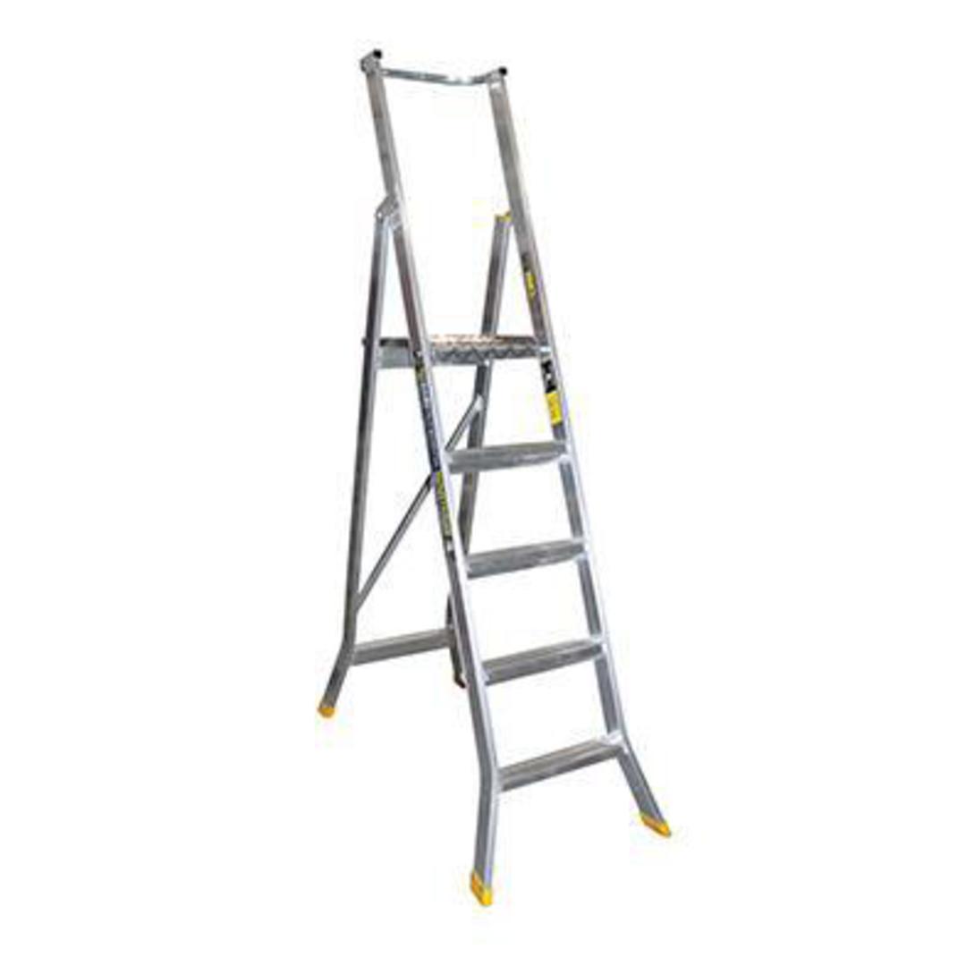 Platform Ladder-5 Step-ALPL 05 image 0