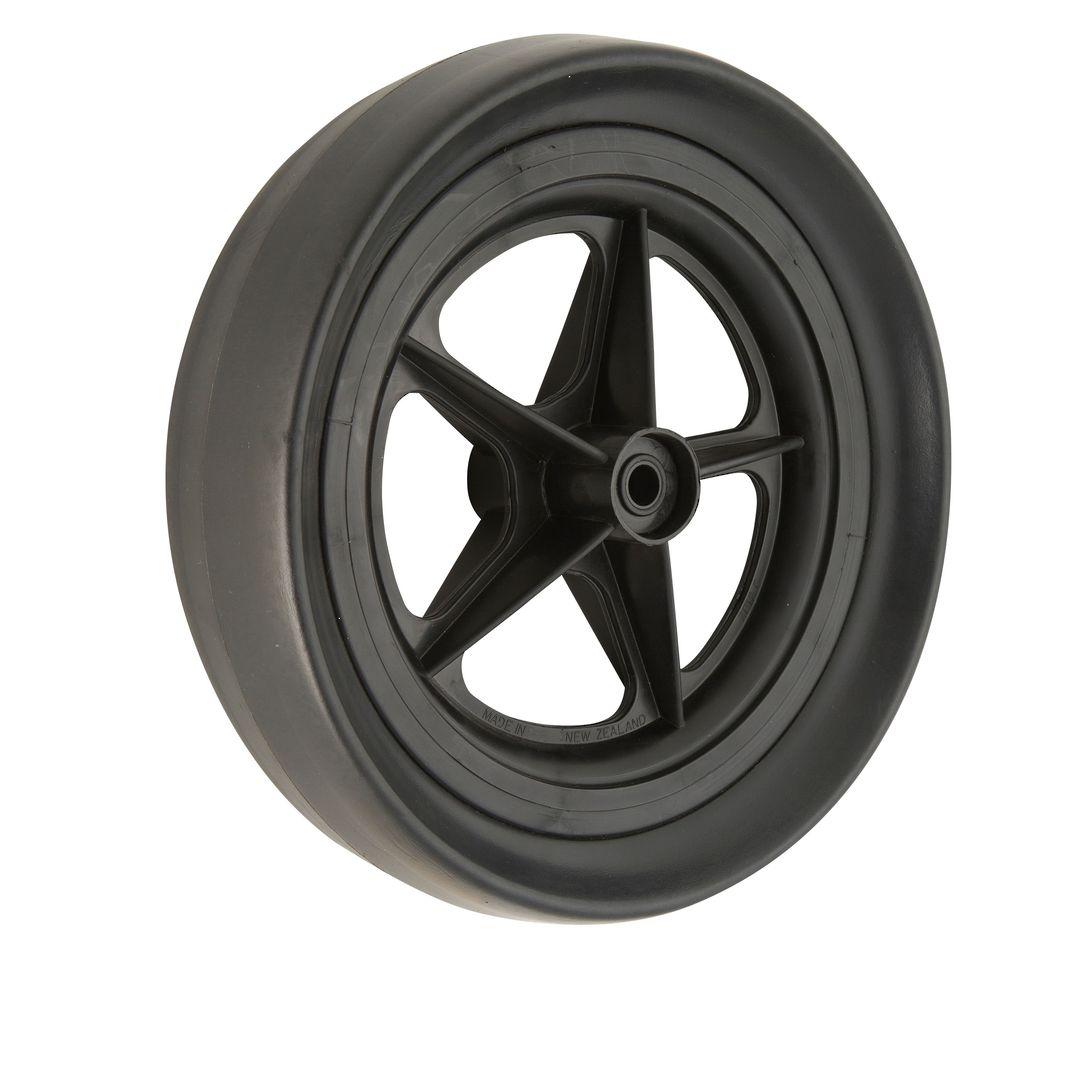 Golfcart 280mm Solid Wheel - GC280BB-EVA image 0