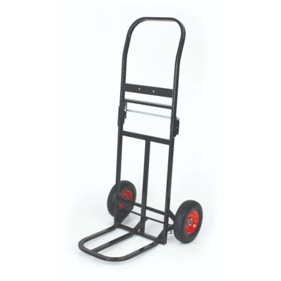 Folding Handtruck - Puncture Proof Wheels -  HT1050 image 0
