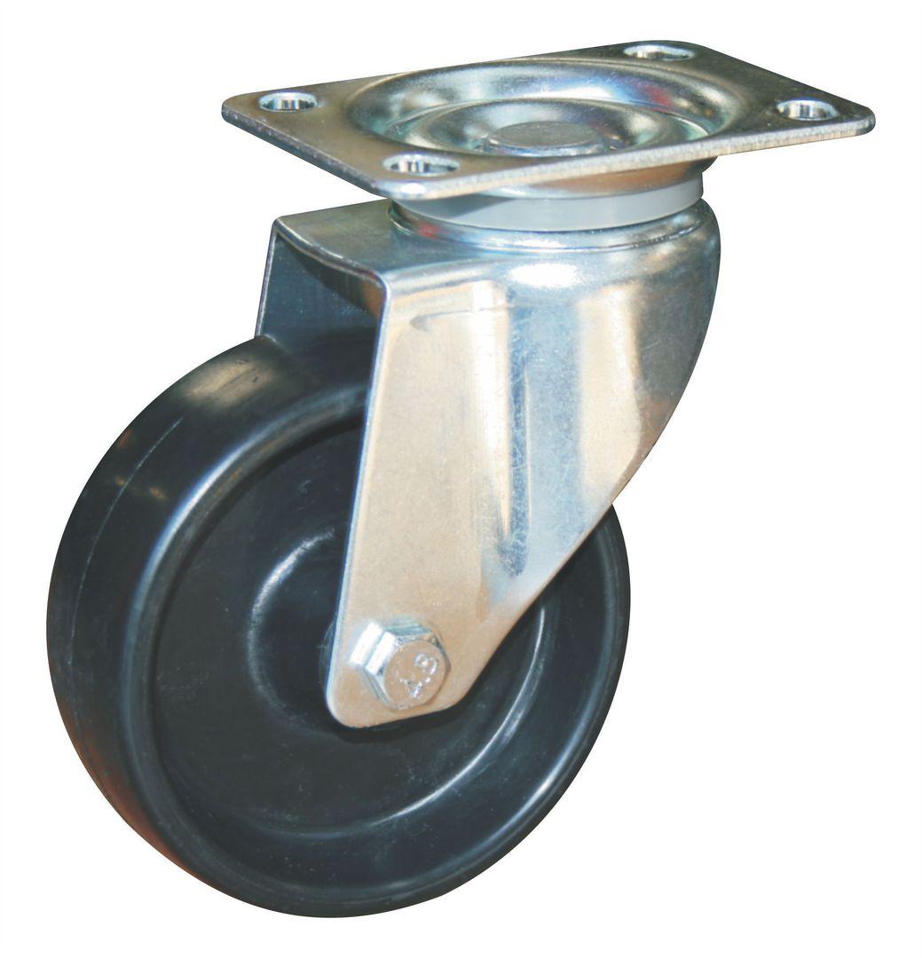 Swivel 100mm Nylon Castor - WCN100/P image 0