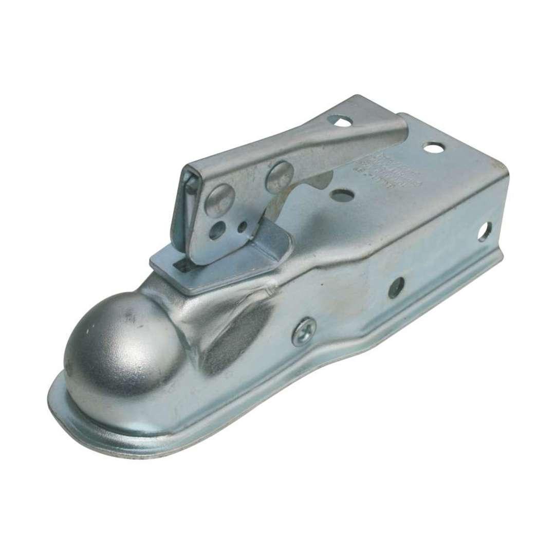 "Coupling 1 7/8 - Pressed Steel - 2"" width - CPR178-2 image 0"