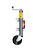 Click to swap image: Standard trailer jockey wheel U-bolt affix