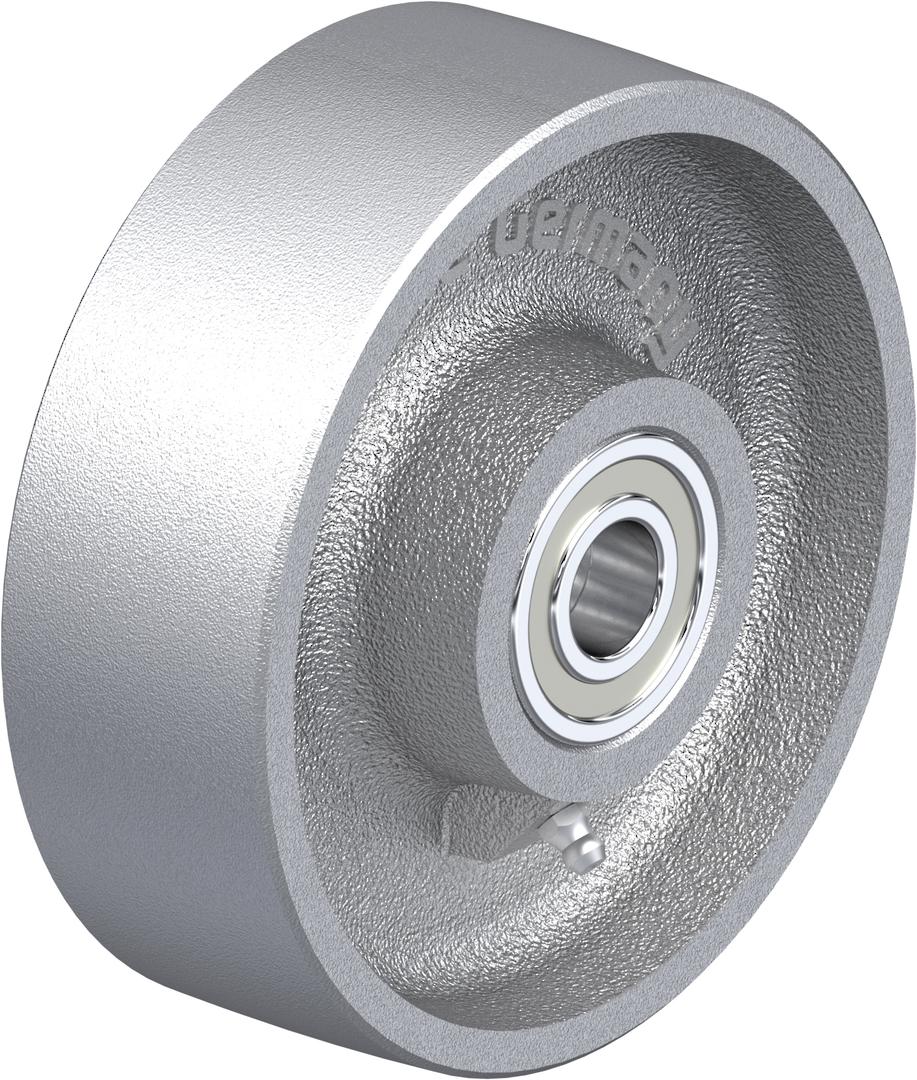 Cast Iron Wheel 150mm -CI150-BB image 0