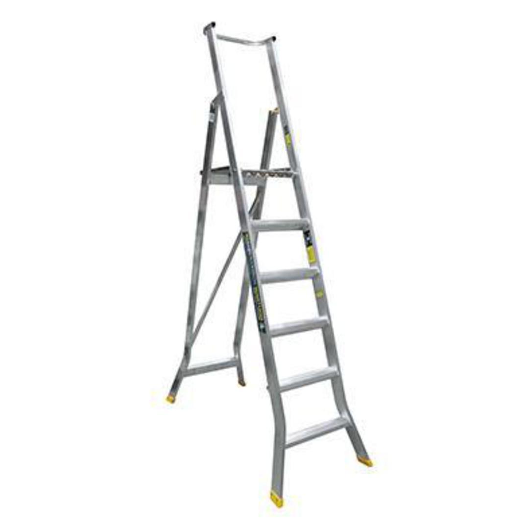 Platform Ladder-6 Step-ALPL 06 image 0