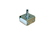 Click to swap image: 01430-22-Nylon-110kg-29-Thread 5/16 inch x 25 BSW-Appliance castor