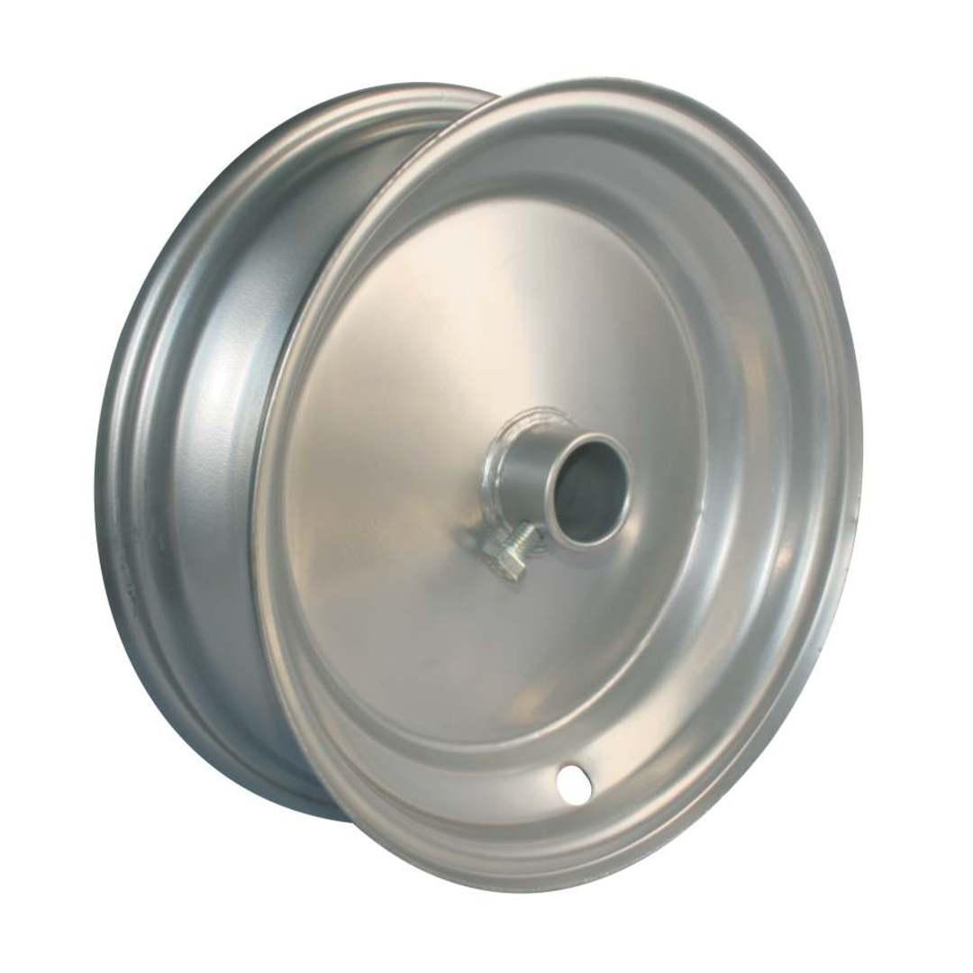 Steel Rim - 8 Inch - Plain Bore - WB200 image 0