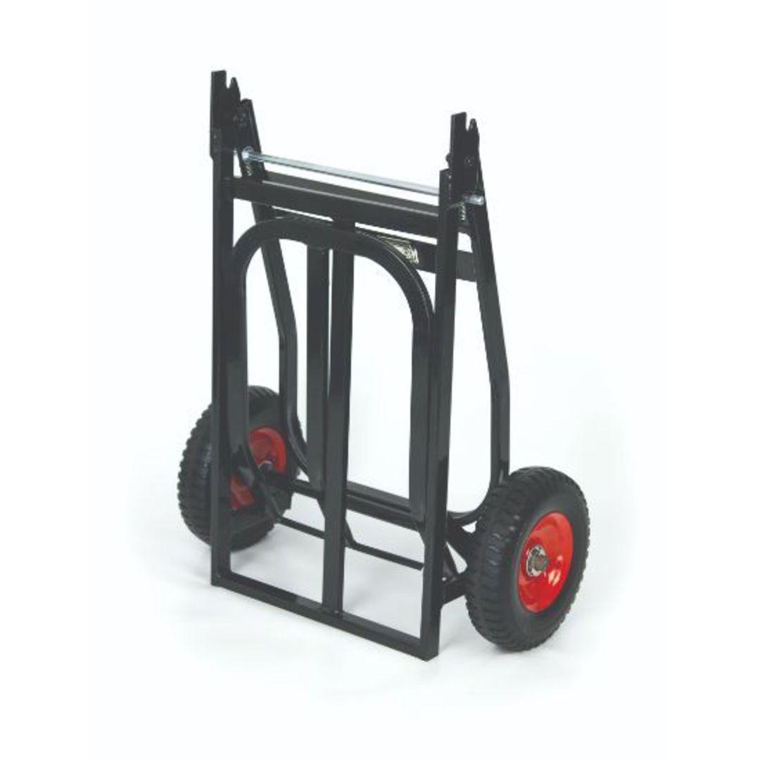 Folding Handtruck - Puncture Proof Wheels -  HT1050 image 1