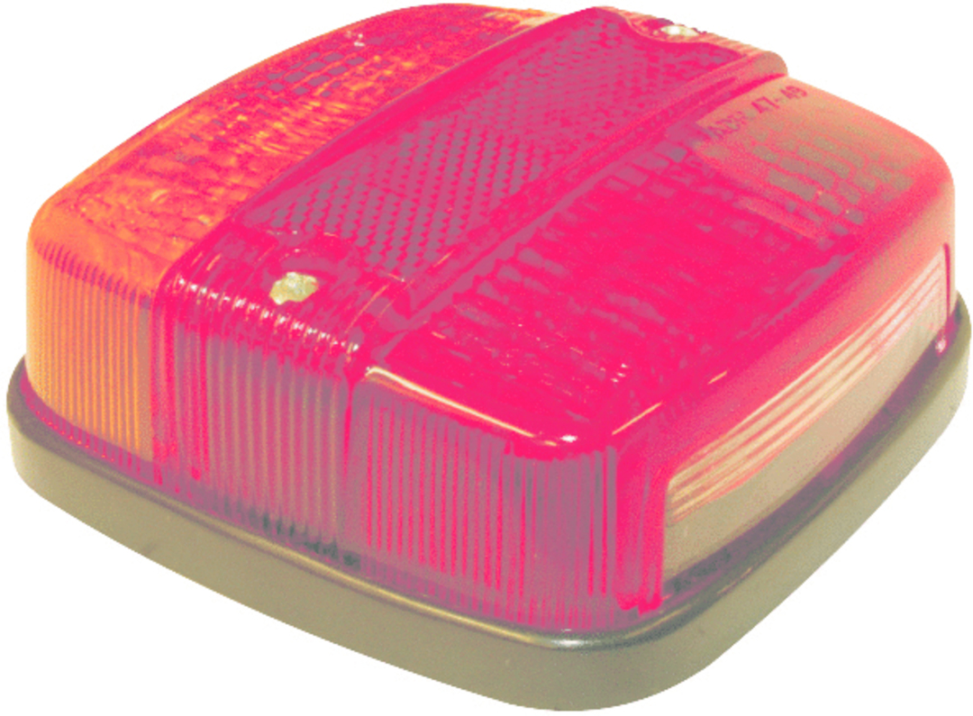 Tail Light -Combination- Stop/tail/indicator-number plate  12Volt image 0