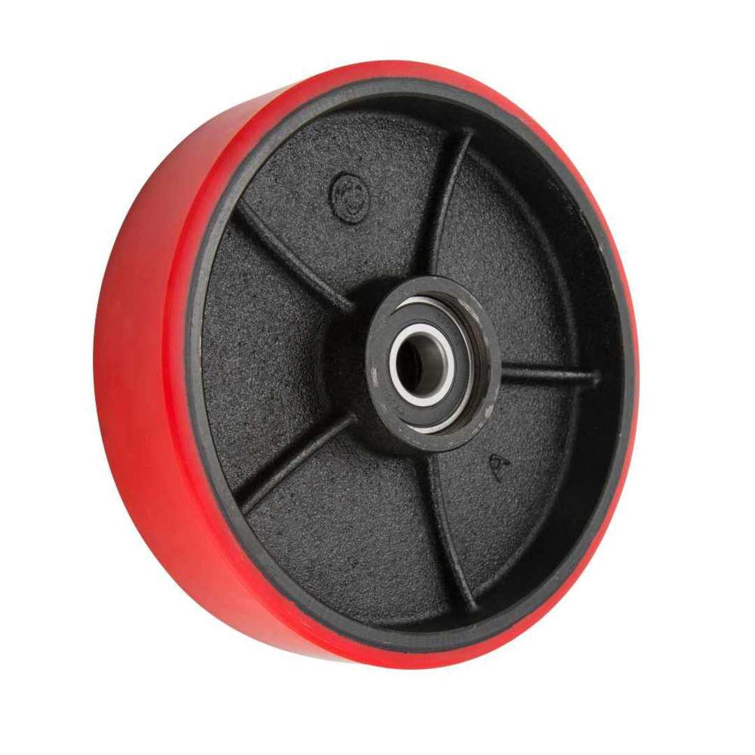 Urethane Wheel 180mm - Pallet Jack - PTU180 image 0