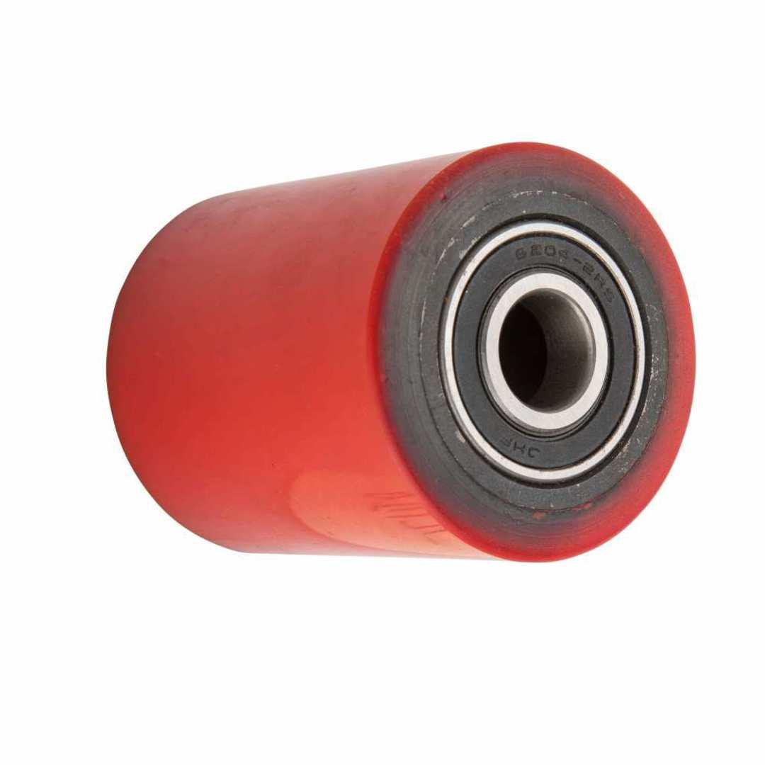 Urethane Roller 74mm - Pallet Jack - PTU74 image 0