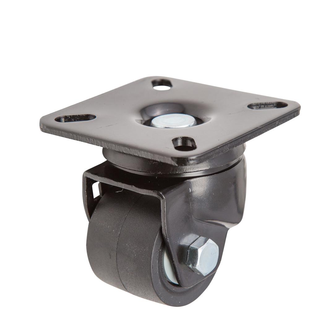 Swivel 50mm Nylon Castor - Heavy Duty - MXN50/P image 0