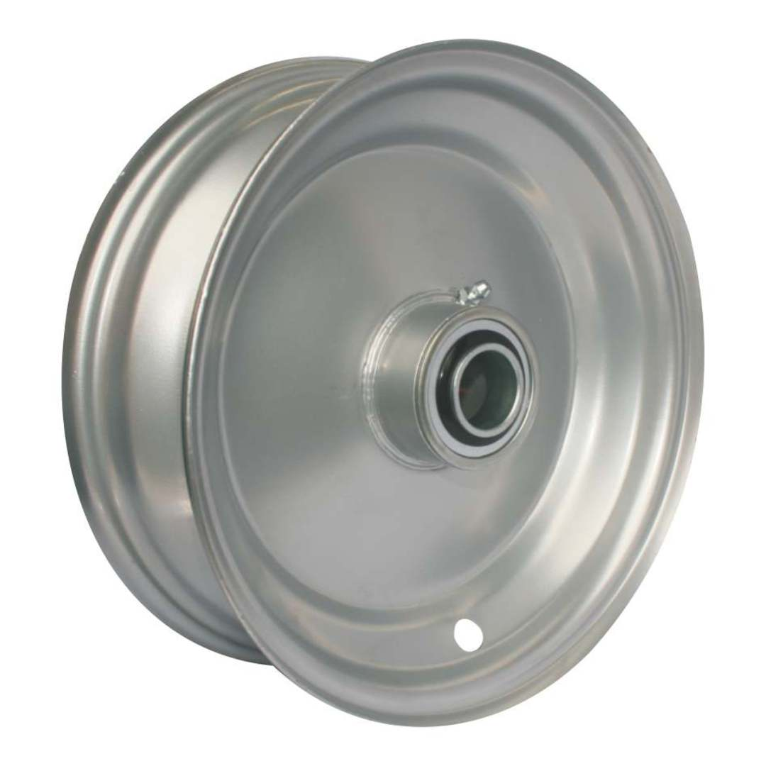 Steel Rim - 8 Inch - Low Speed Bearings - BW200 image 0
