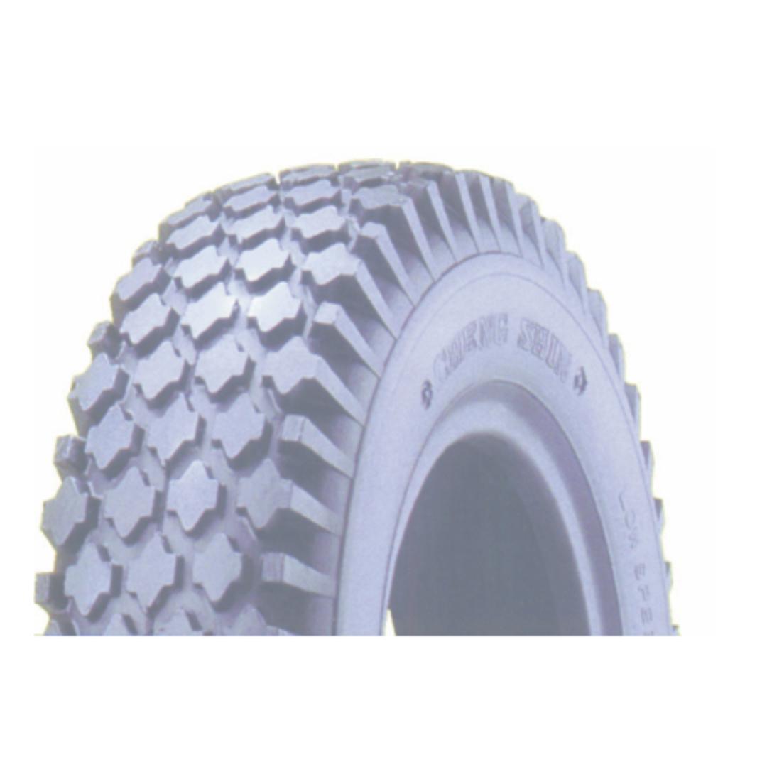 Grey Tyre - 410/350x6 Block - 410/350x6G-C156 image 0