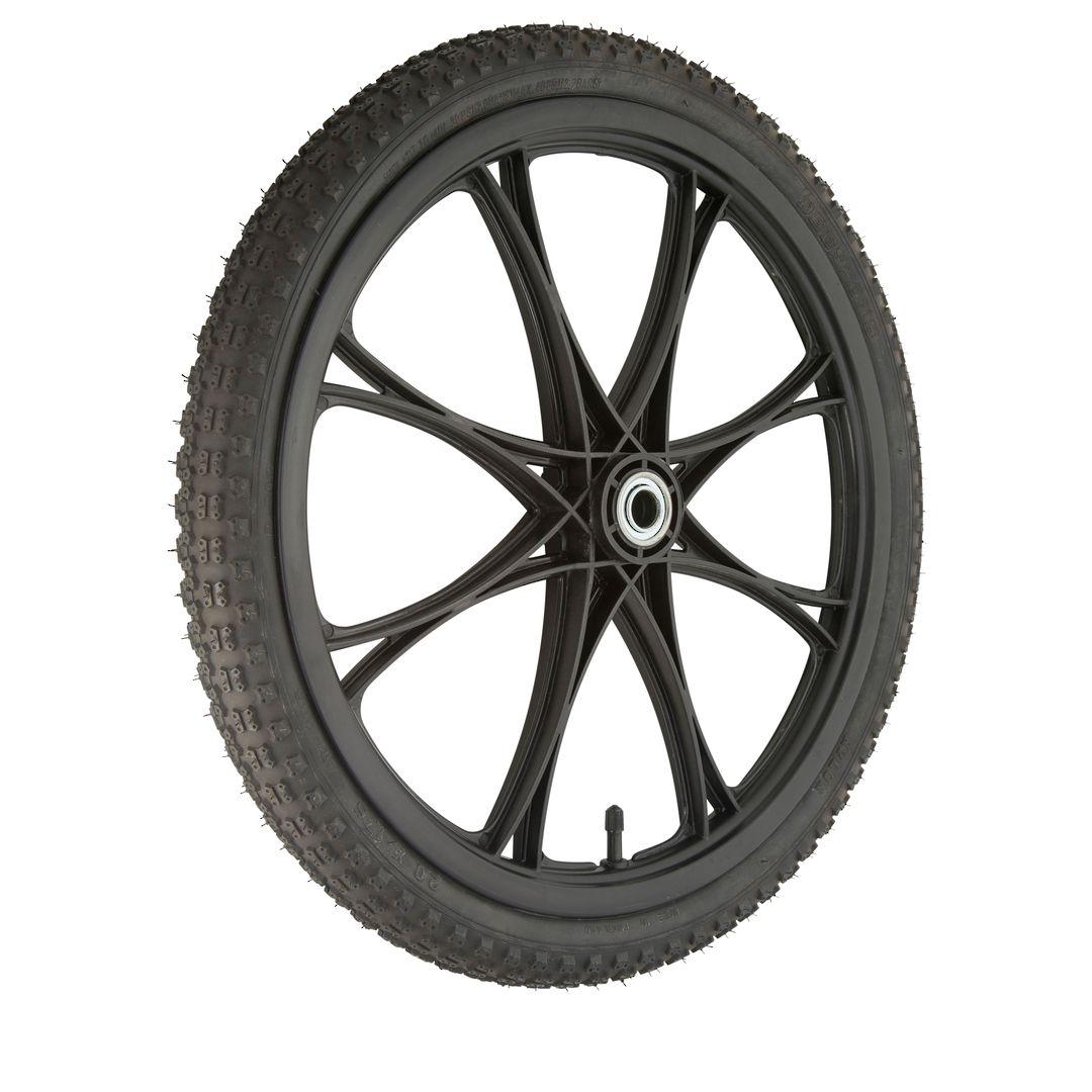 Pneumatic Spoked Wheel 500mm - GC400-B19-202 image 0