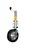 Click to swap image: Heavy duty Galvanized solid jockey wheel