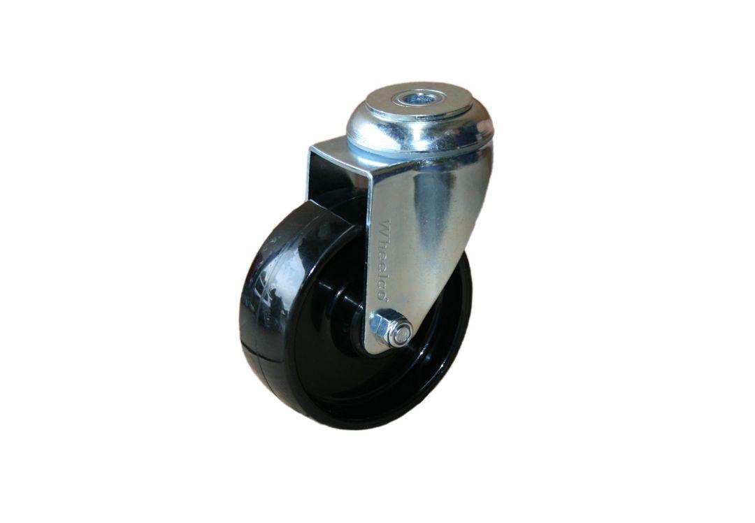 Swivel 75mm Nylon Castor - WCN75/H image 0