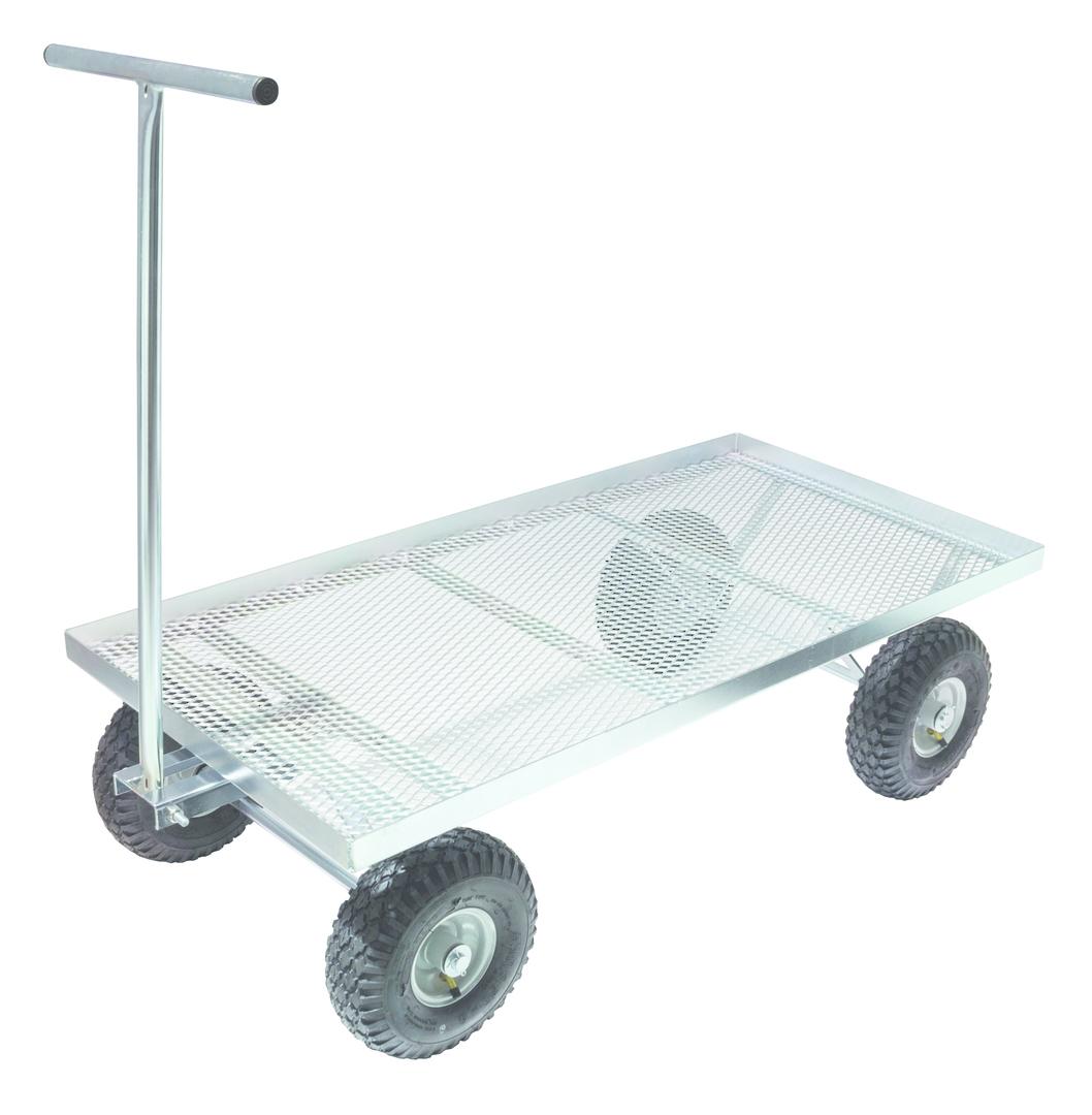 Heavy Duty Flat Deck Trolley - FD1260 image 0