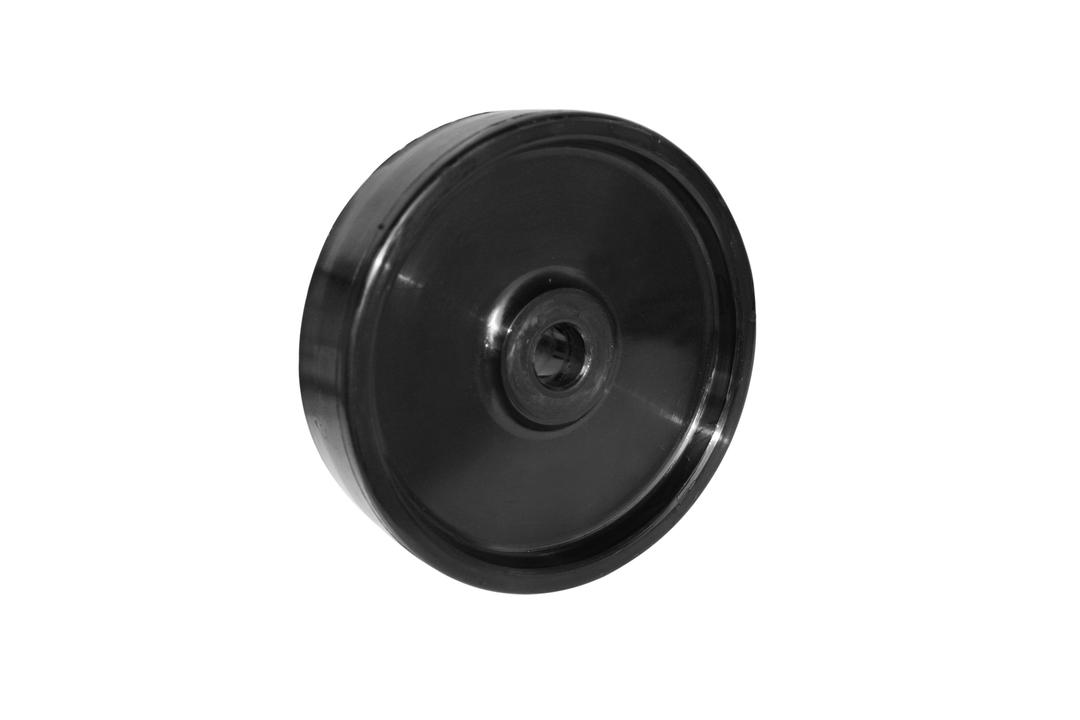 Nylon Wheel 150mm -  Sloped Tread - WJW150 image 0