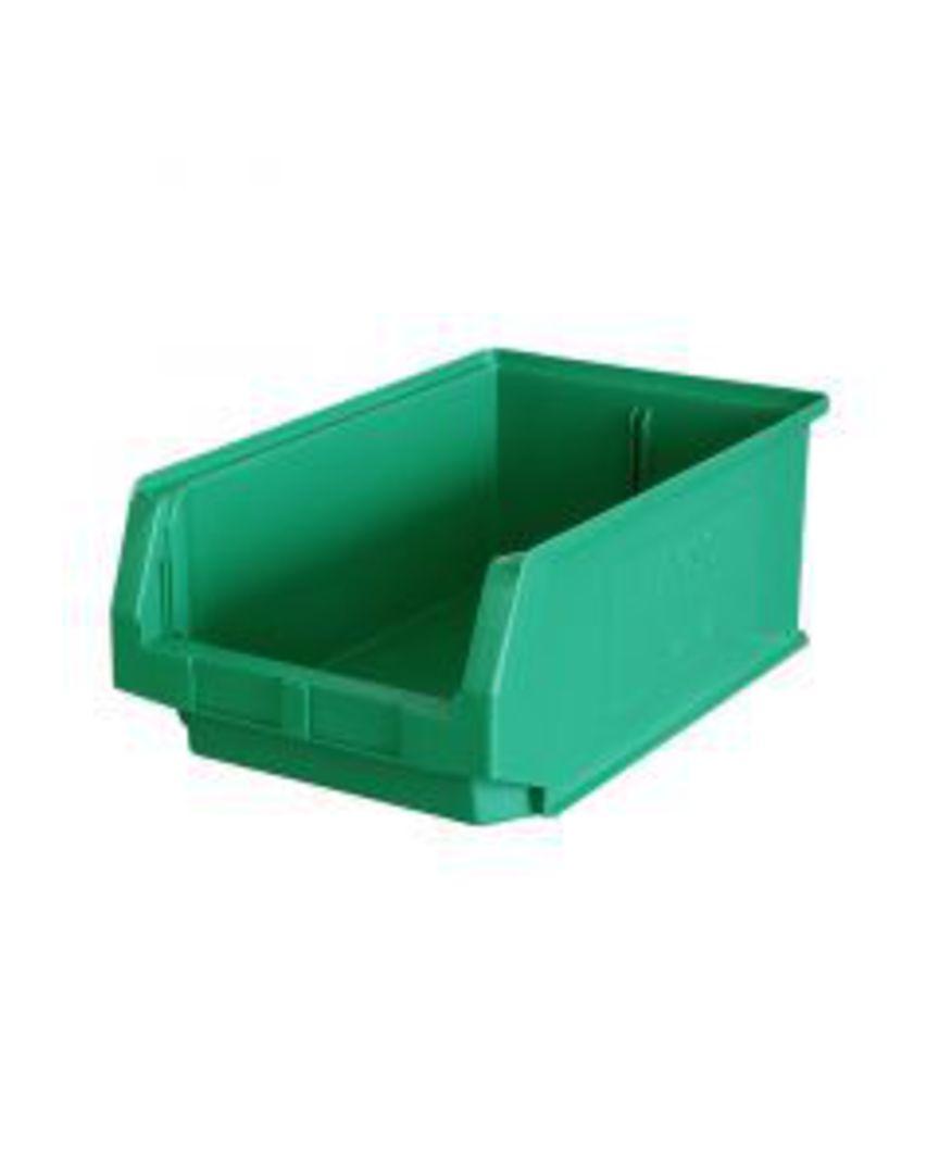 Storage Bin - Size 2 - 2-BIN-GREEN image 0