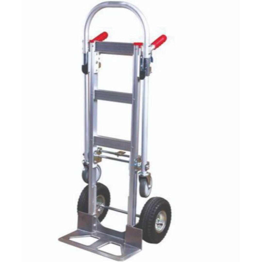 Dual use Handtruck - Aluminium - 200kg - HT2-1 image 1