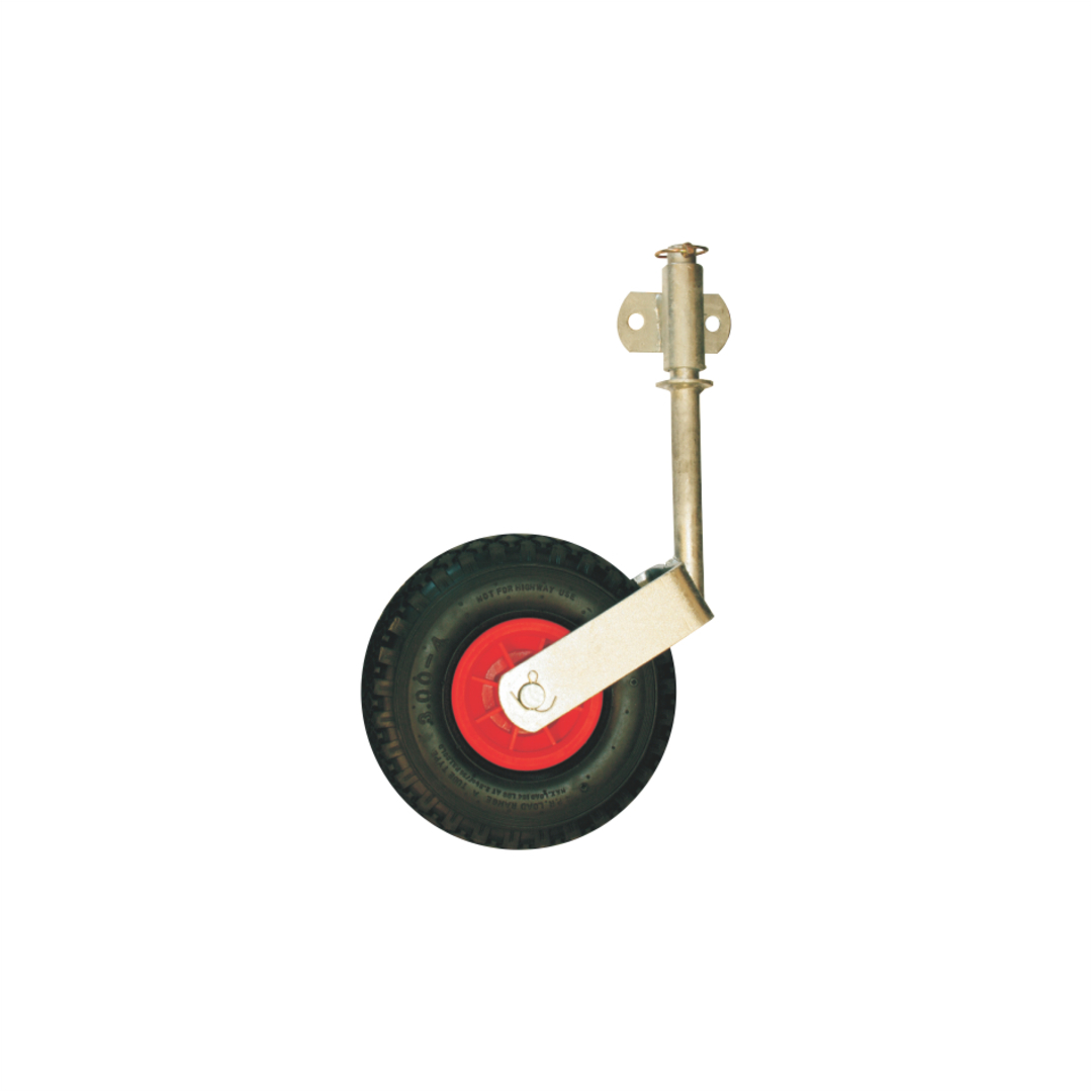 Jockey Wheel - 250mm Pneumatic Wheel - BW11 image 0