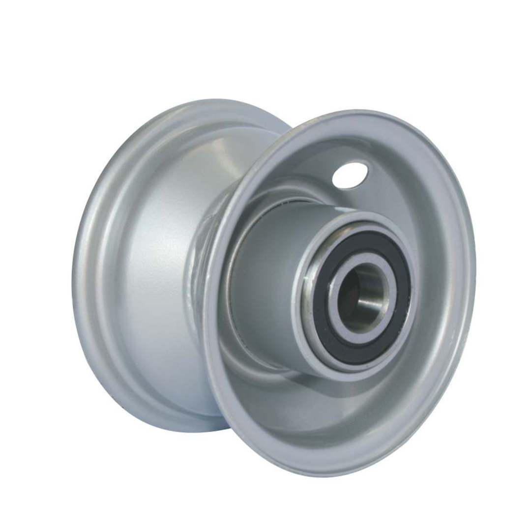 Steel Rim - 4 Inch - Sealed Bearings - RW100 image 0