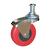 Click to swap image: 01430-60-Urethane-30kg-76-Stem and Hex Nut-Creeper / stool castor for workshops