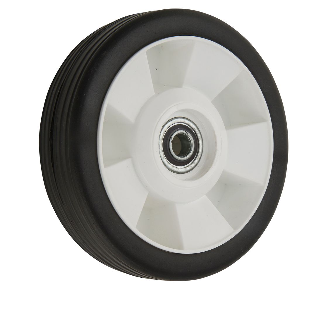 Light Duty Wheel 200mm - Offset Hub - LBB200 image 0