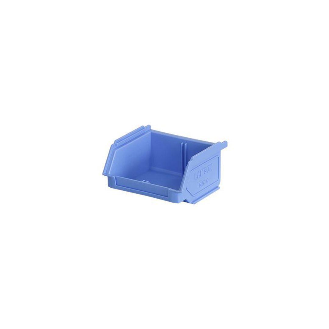 Storage Bin - Size 6 - 6-BIN-BLUE image 0