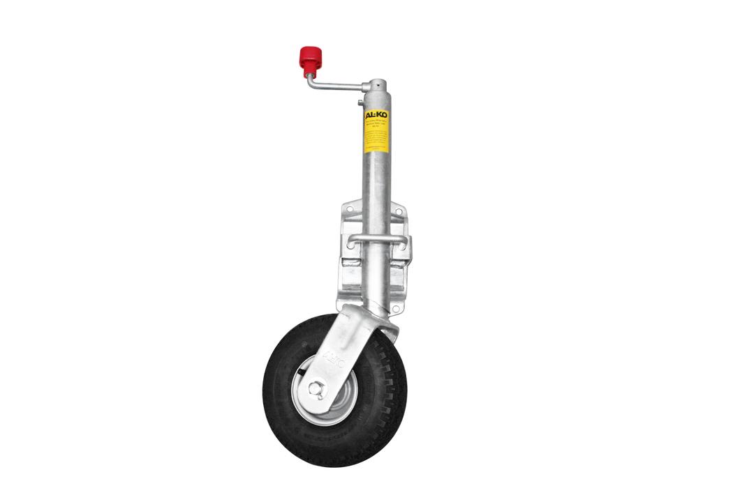 Jockey Wheel - Bolt On Swivel Bracket -  JW11 image 0