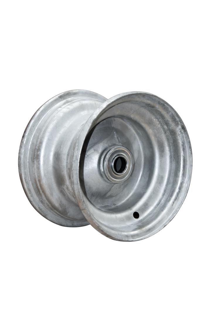 Steel Rim - 8 Inch - Galvanised - BWX200 image 0