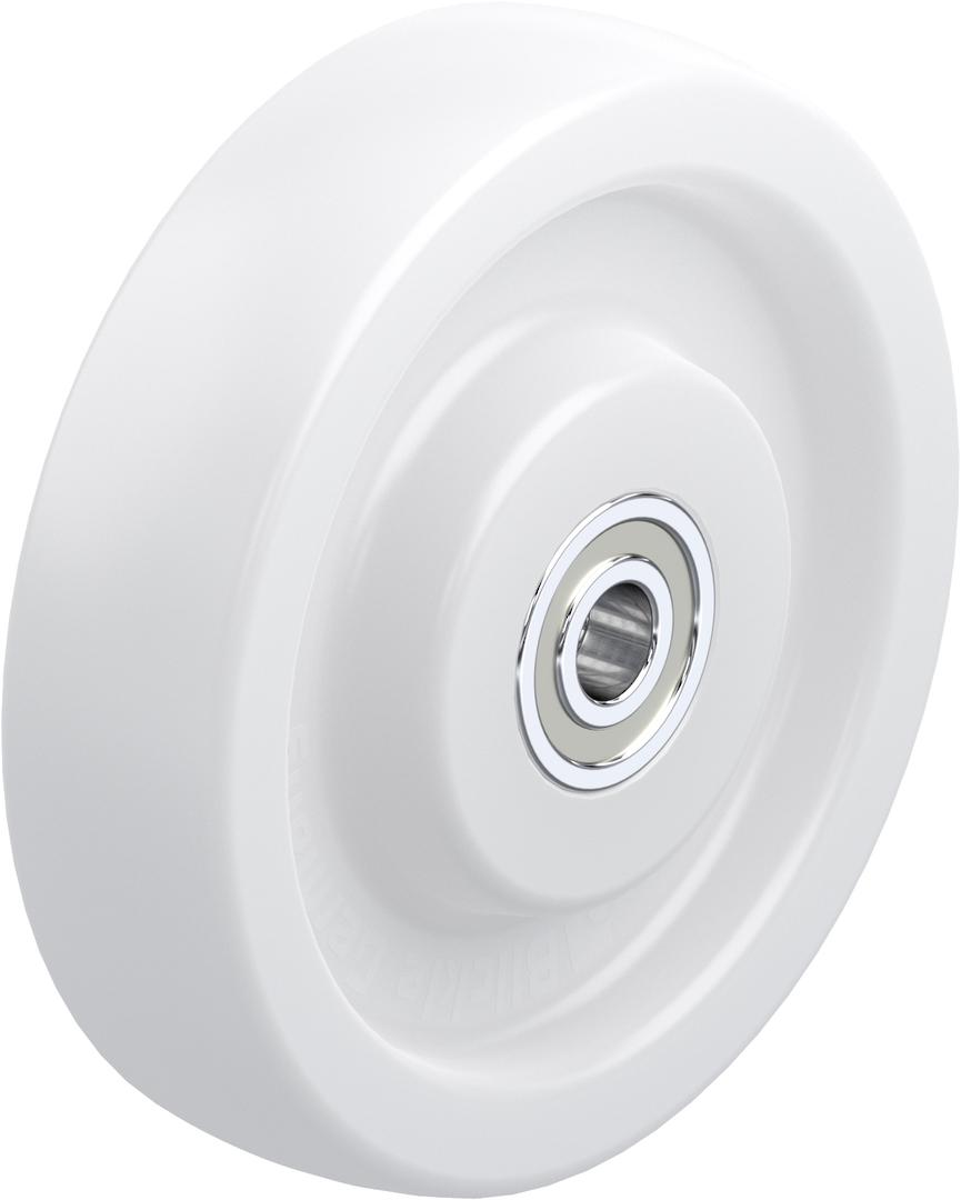 Nylon Wheel 20mm - 1000KG- BHN200-S20 image 0