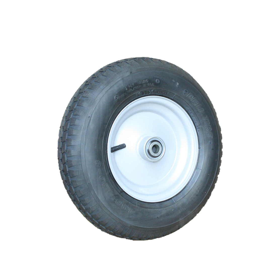 Pneumatic Wheel - Steel Rim - 480/400x8 Universal - BW200-400R image 0