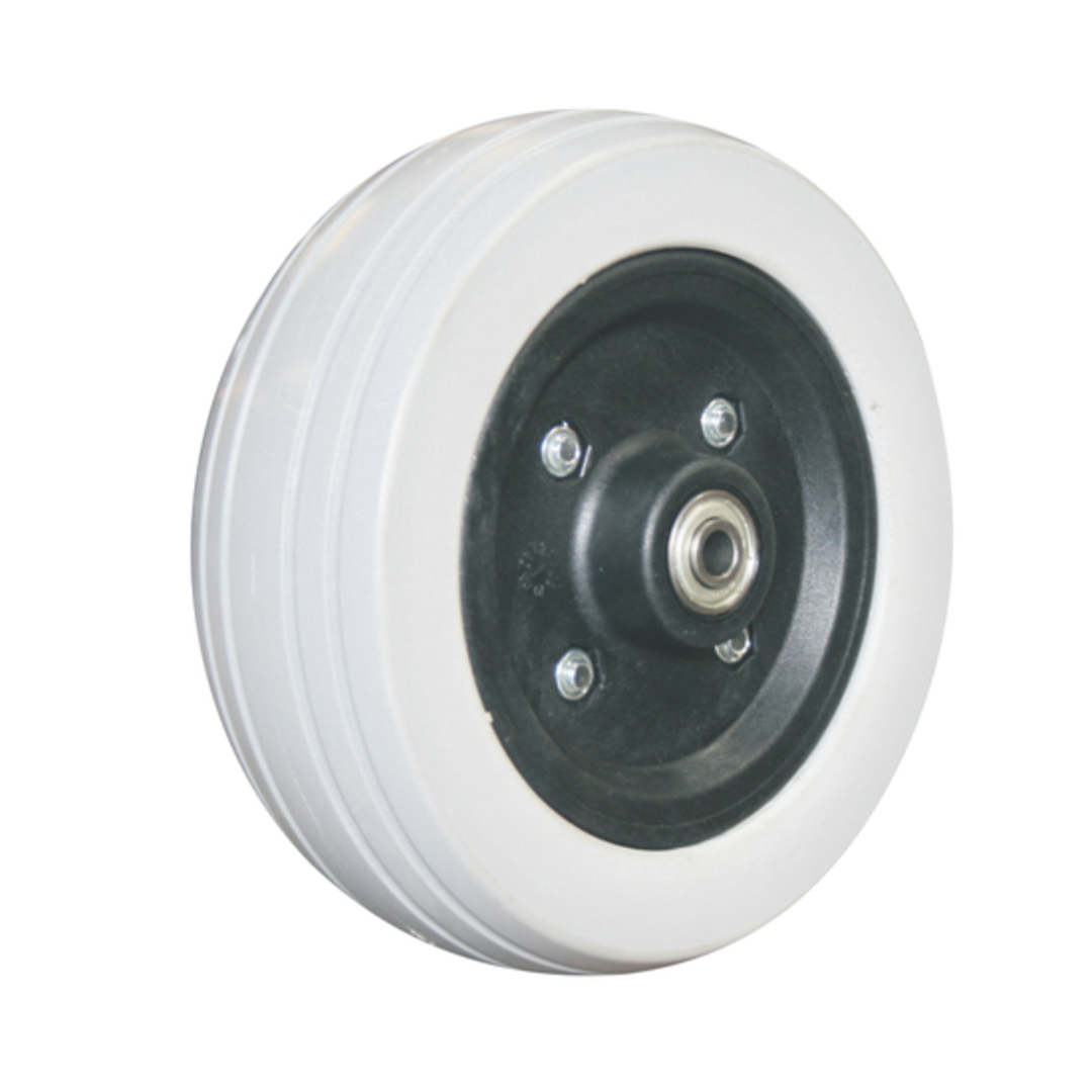 Rubber Wheel 200mm - Wheelchair - PF200-50 image 0