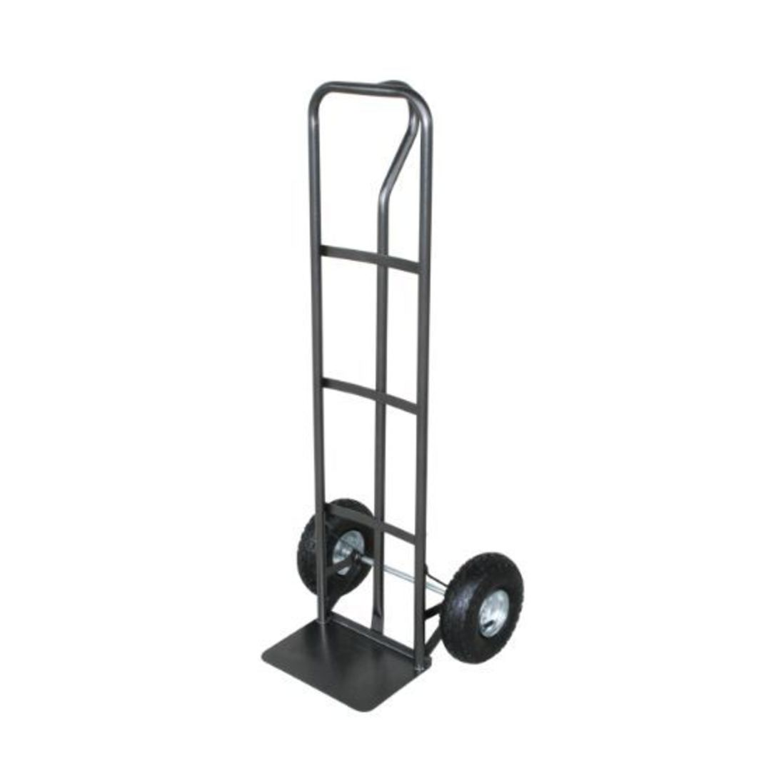 General Purpose Hand Truck - Puncture Proof Wheels - 150kg - HT1805-PP image 0