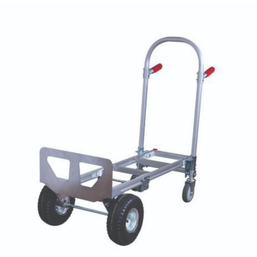 Dual use Handtruck - Aluminium - 200kg - HT2-1 image 0