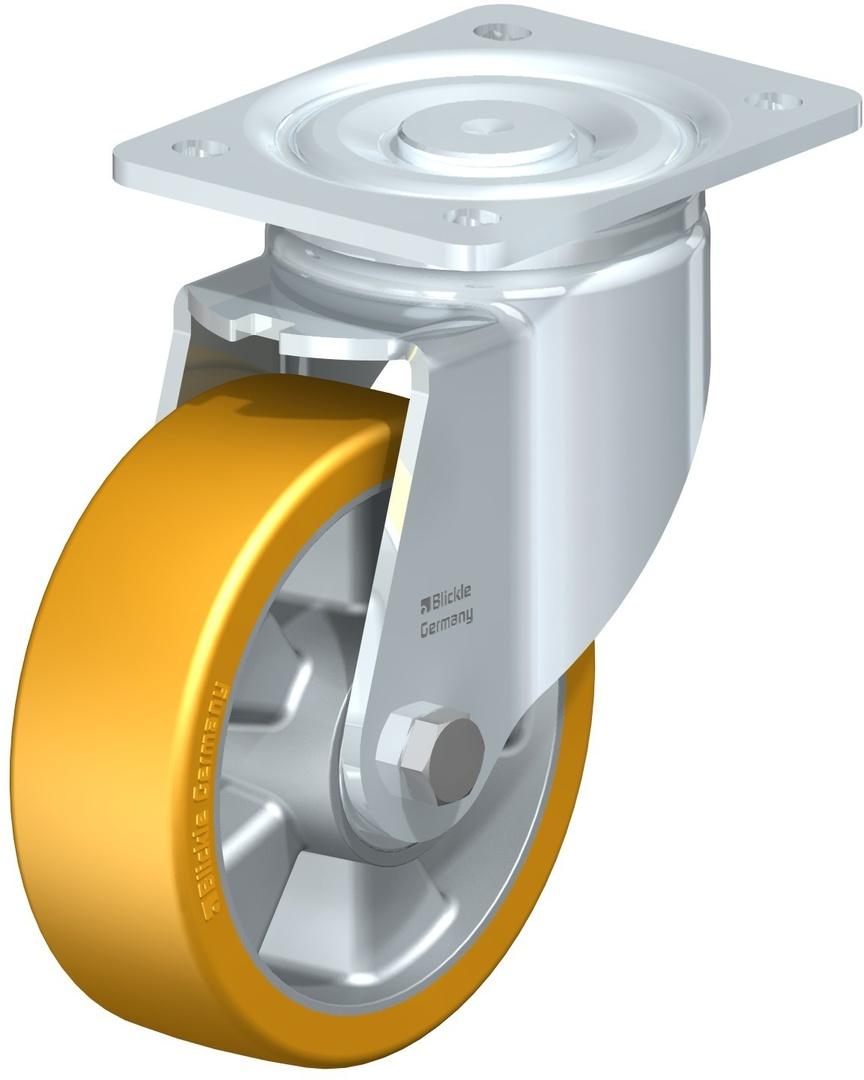 Swivel 150mm Urethane Castor - MXAU150/P image 0