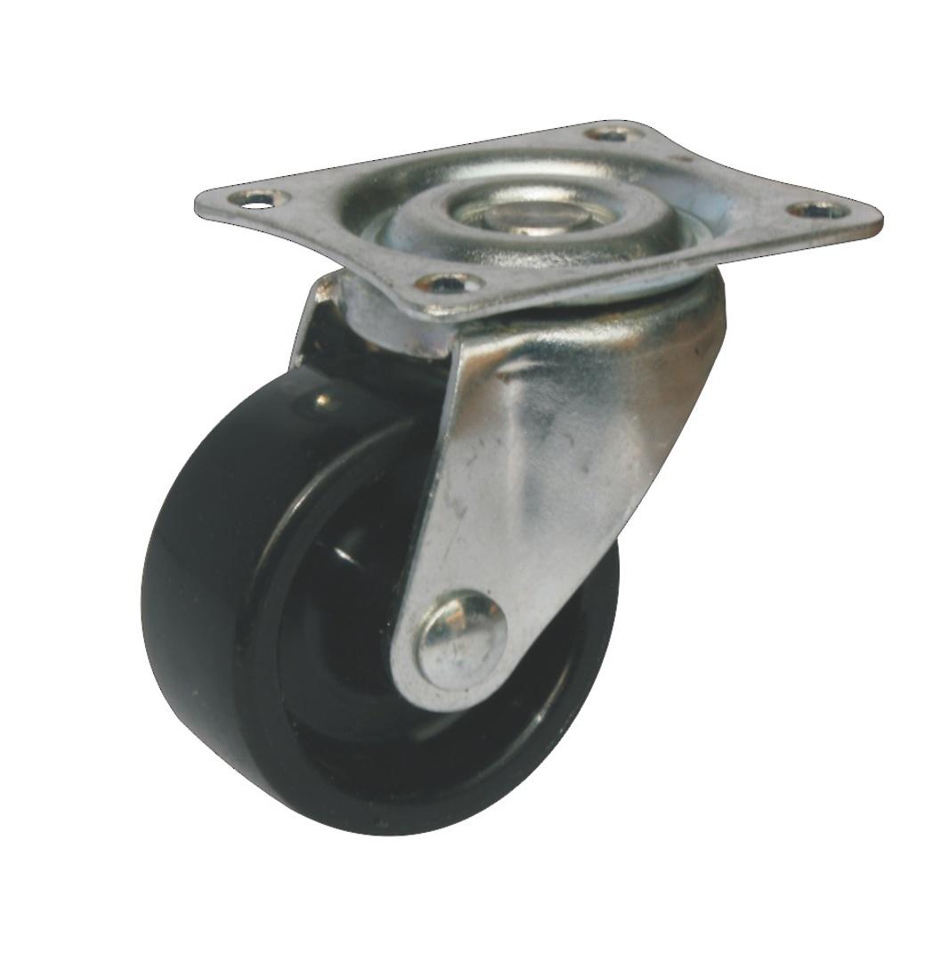 Swivel 32mm Nylon Castor - WLN30/P image 0